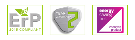 2 year warranty Features