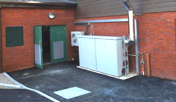 CONDEXA PRO BOX BOILER PROVIDES PLUG AND PLAY HEATING SOLUTION FOR PRESTIGIOUS SCHOOL