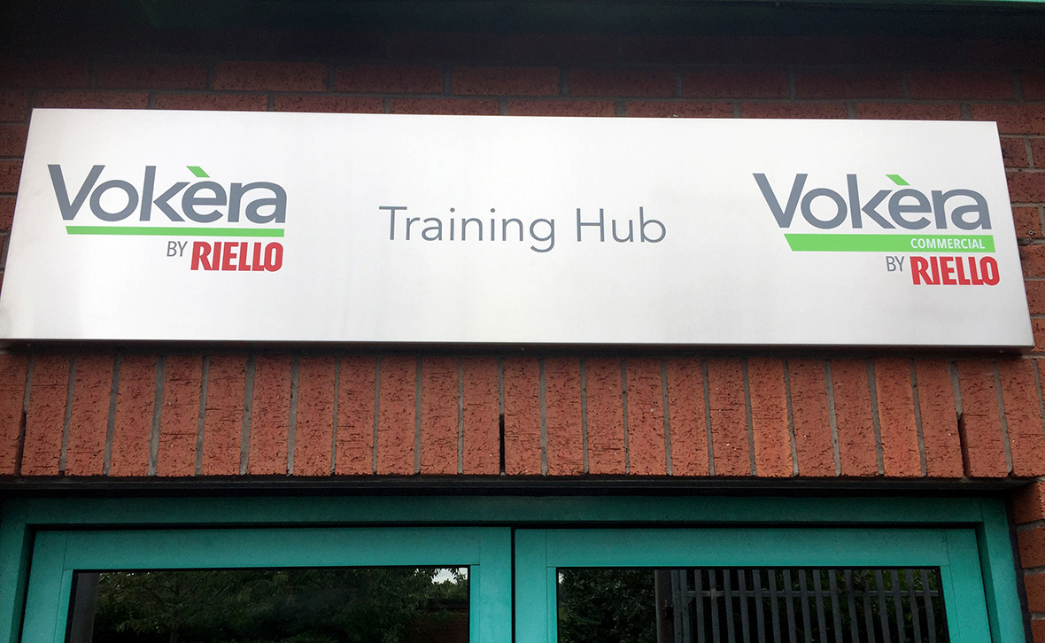 VOKÈRA BY RIELLO LAUNCHES COMMERCIAL TRAINING HUBS